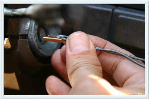 broken car key extraction San Antonio