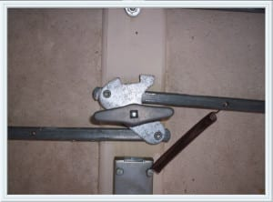 garage door lock San Antonio