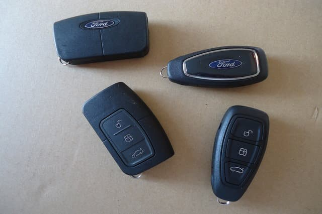 Ford Car Key Replacement Service in San Antonio TX