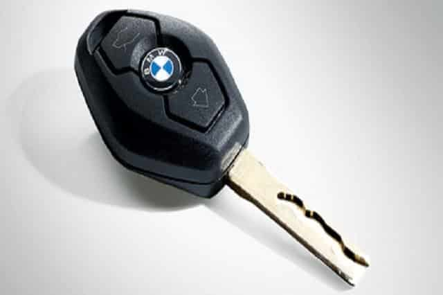 BMW Car Key Replacement Service San Antonio TX