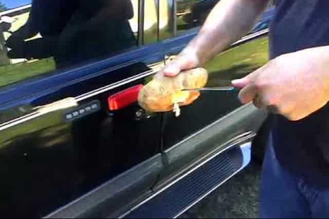 How We Do It. To Unlock Car Doors ...